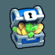Loja Clash Royale - Compre Baús, Gemas, Ouro e Cartas - 1