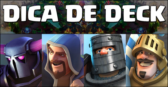 Deck para arena 8 com pekka e dois principes clash for Deck pekka arene 6