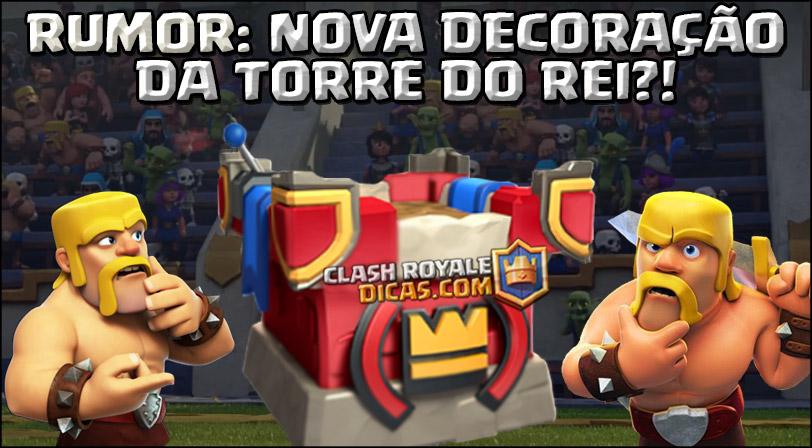 Decor Clash Royal Pour Gateau