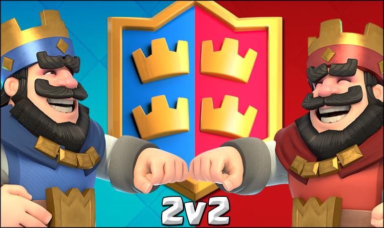 Manual de bom companheiro de Batalhas 2v2 - 1