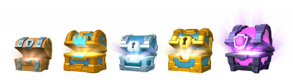 About Clash Royale Chests
