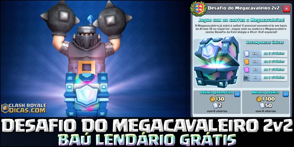 Desafio do Megacavaleiro 2v2