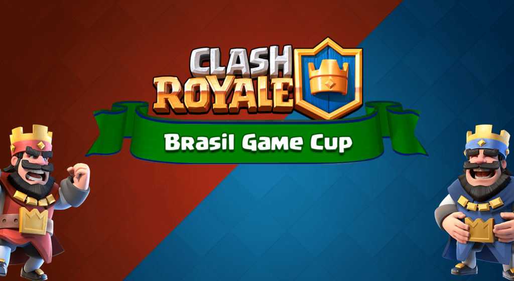 Brasil Game Cup anuncia campeonato de Clash Royale na BGS 2017