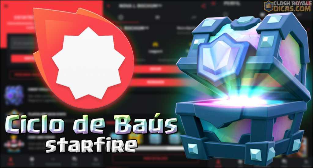 Starfire - Ferramenta de Analise de Perfil e Próximos Baús do Ciclo - 1