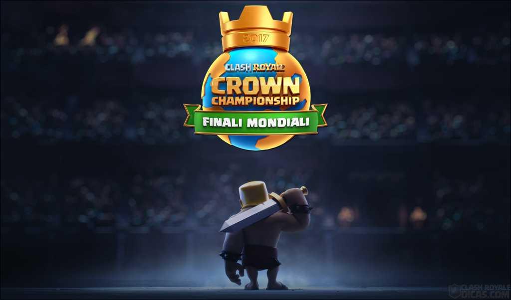 Final do Mundial Crown Championship 2017 já tem data marcada - 1