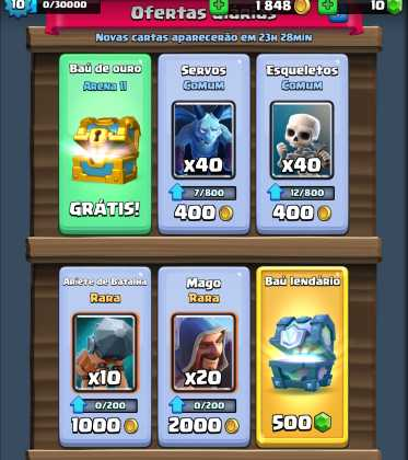 Sneak Peek #03: Copiar Decks fora do jogo, Loja/News Royale Reformuladas e mais - 6