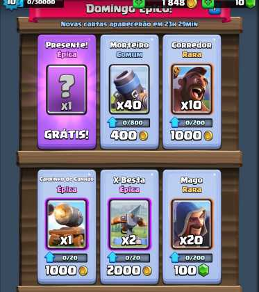 Sneak Peek #03: Copiar Decks fora do jogo, Loja/News Royale Reformuladas e mais - 3