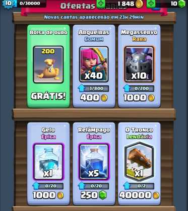 Sneak Peek #03: Copiar Decks fora do jogo, Loja/News Royale Reformuladas e mais - 4