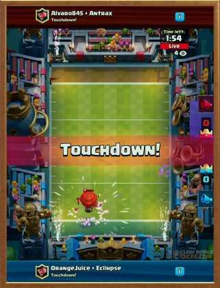 Saiba tudo sobre o modo Touchdown - Regras, Informações e Cartas Banidas - 5