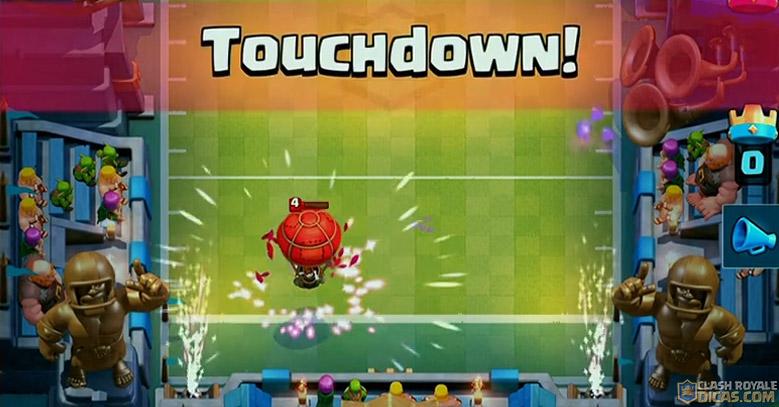 Saiba tudo sobre o modo Touchdown