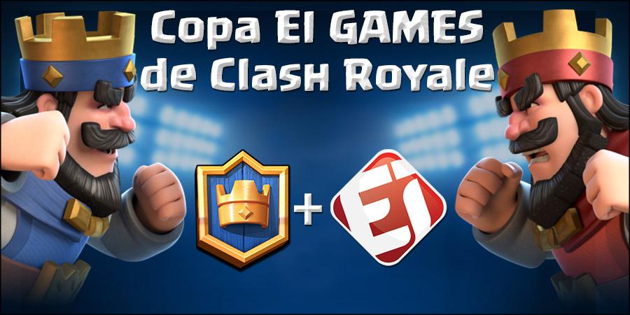 Copa EI de Clash Royale