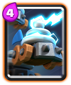 Carta da Eletrocutadores no Clash Royale - Wiki da Carta