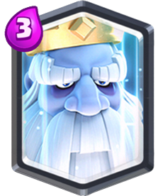 Carta Fantasma Real de Clash Royale - Cards Wiki