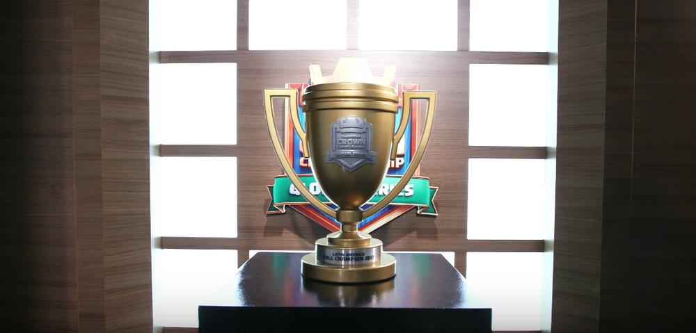 Assista a Final do Crown Championship Ao Vivo - 2
