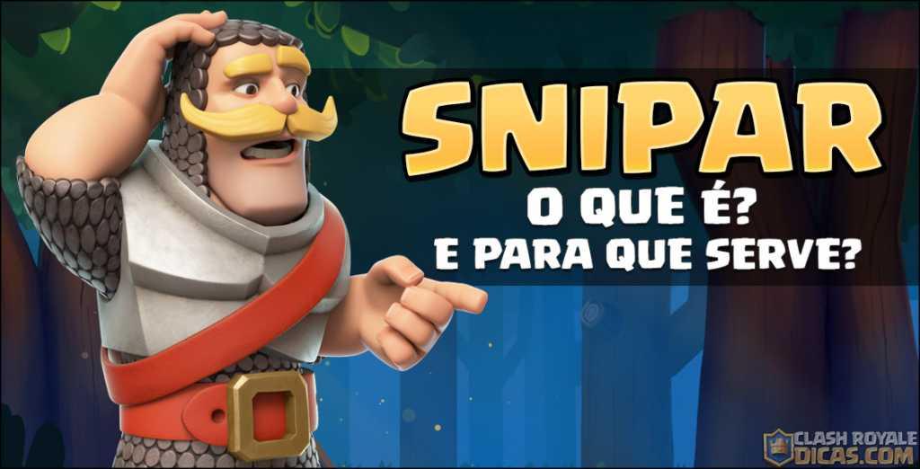Snipar no Clash Royale