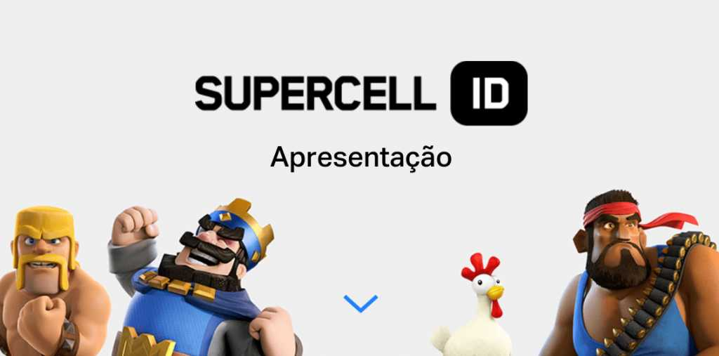 Supercell ID no Clash Royale