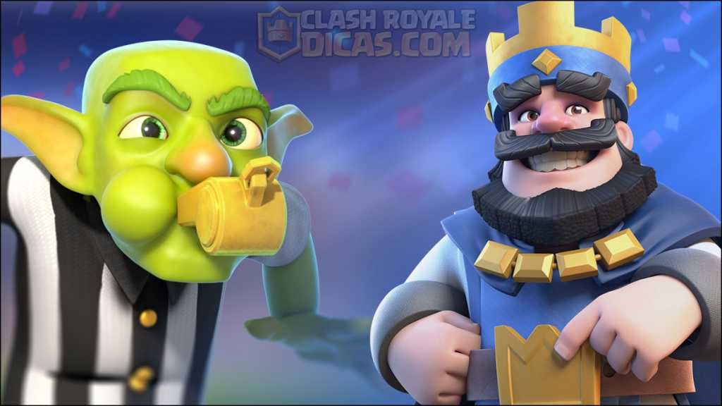 Coach no Clash Royale