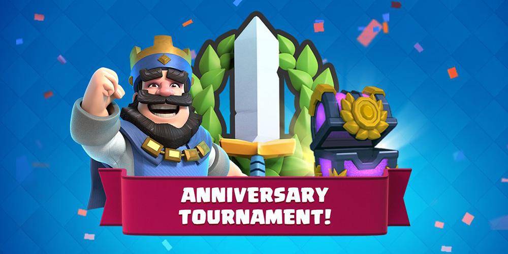 Torneio Oficial de Aniversário de 2 anos, no Twitter