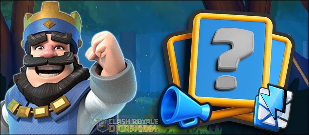 Atualizações de Balanceamento Mensais no Clash Royale