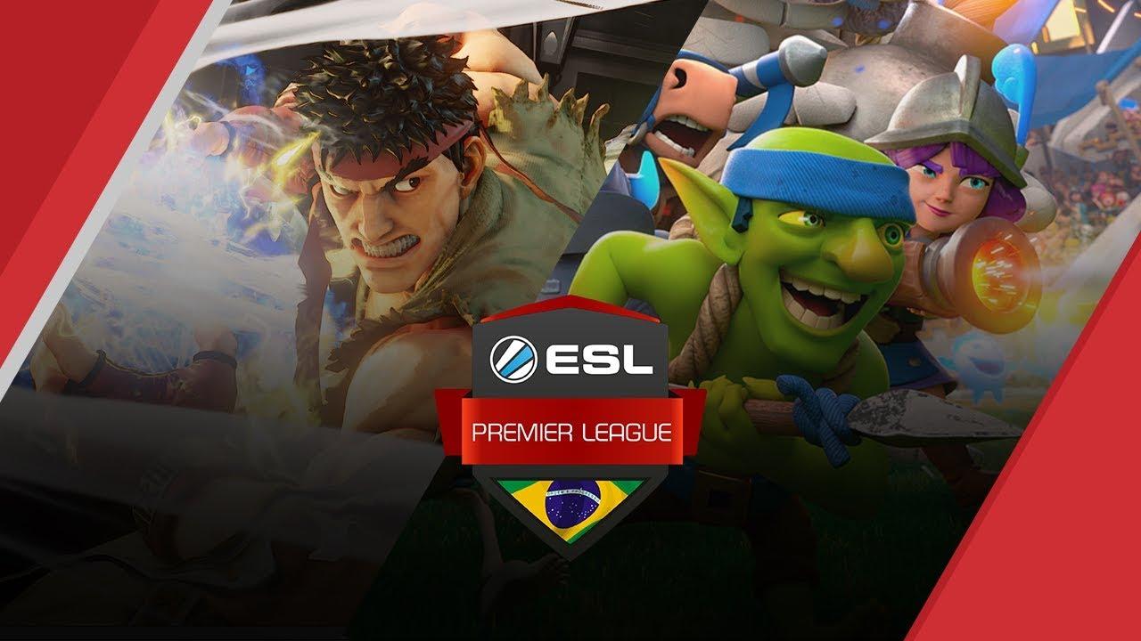 Brasil Premier League de CR | SFV - Semana 3 - 1