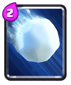 Bola de Neve do Clash Royale