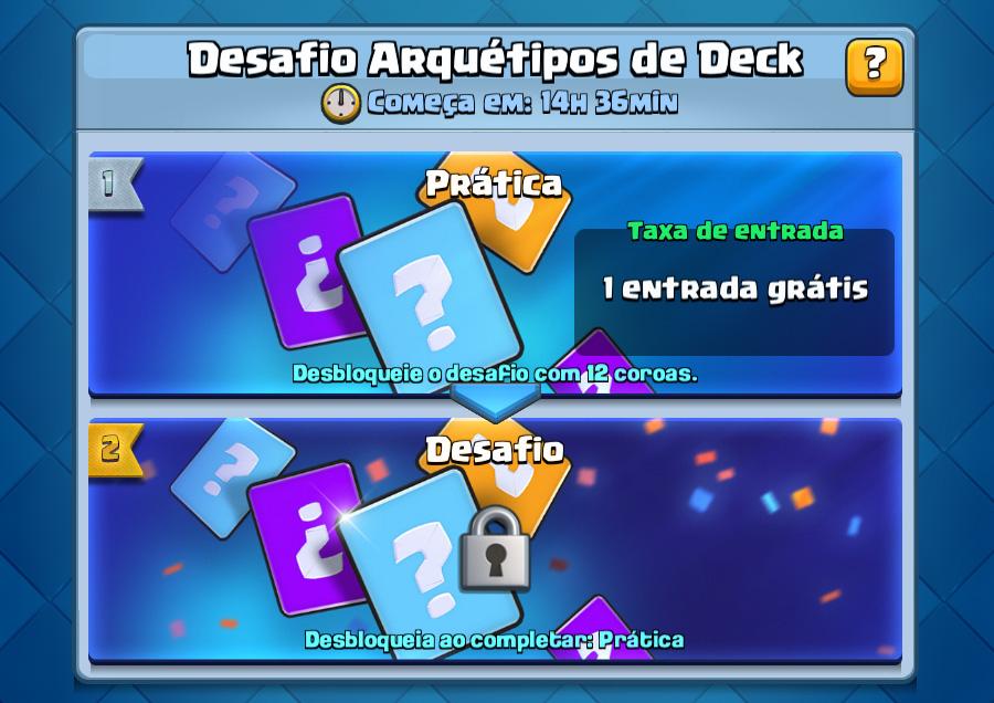 """Novo """"Desafio Arquétipos de Deck"""" começa amanhã! - 1"""