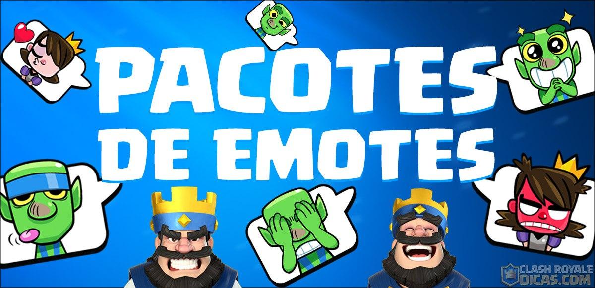 Sneak Peek #02: Novos Emotes Confirmados!