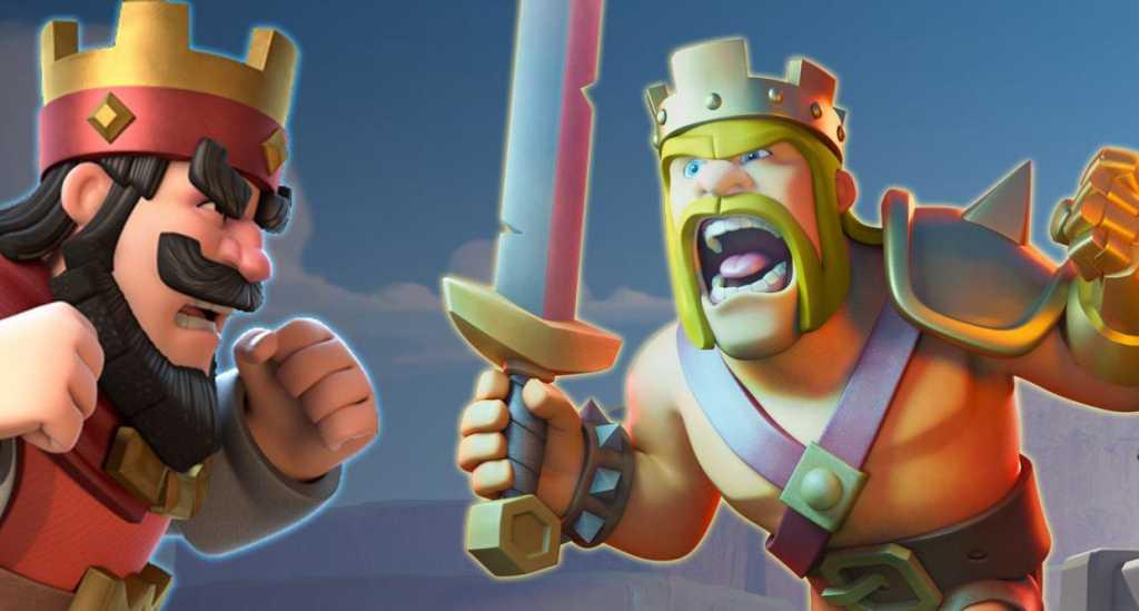 Clash Royale Vs Clash of Clans