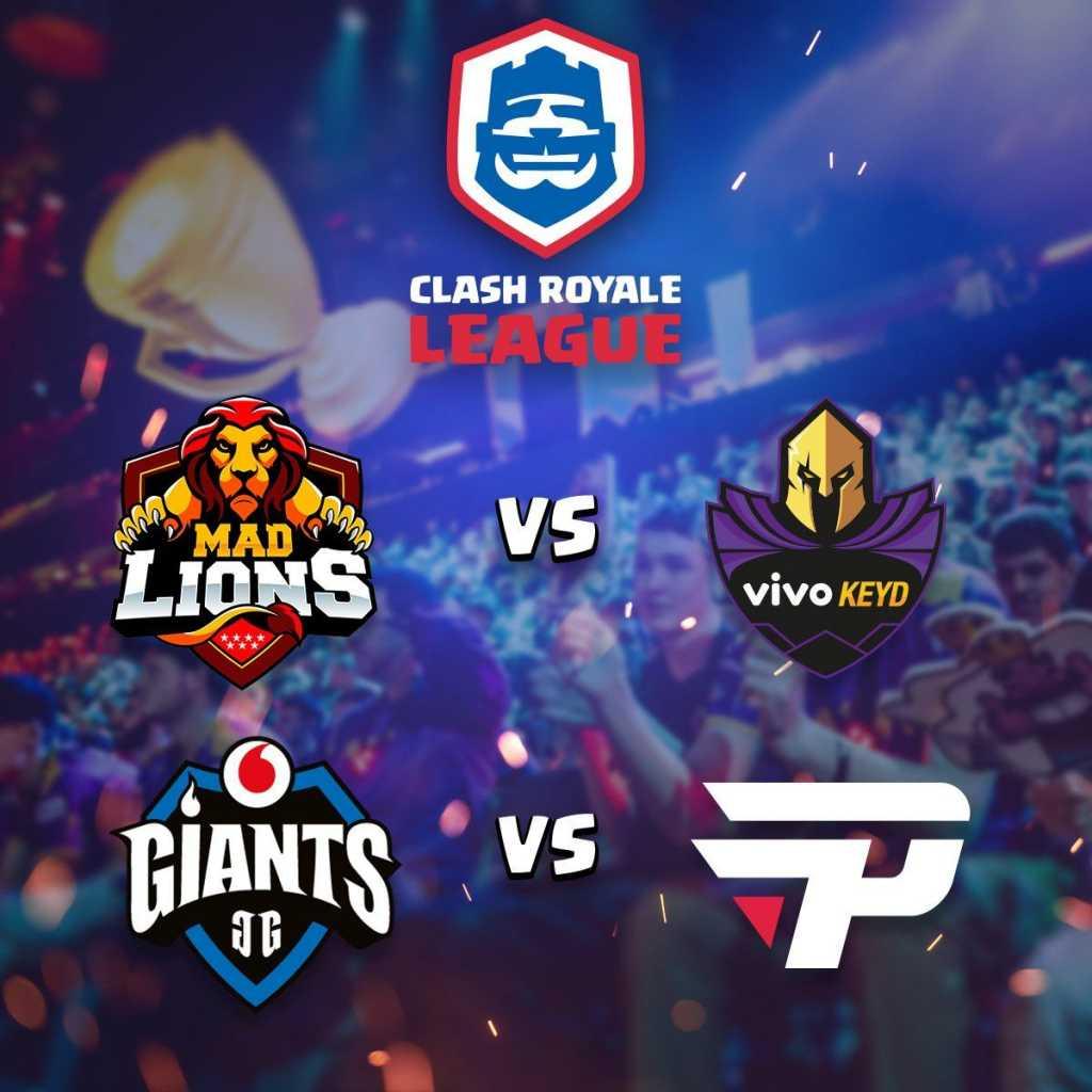 Clash Royale League Latam Rodada 1 (Dia 2)
