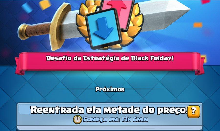 Desafio da Estratégia de Black Friday anunciado! - 1