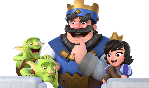 Coach no Clash Royale - 1