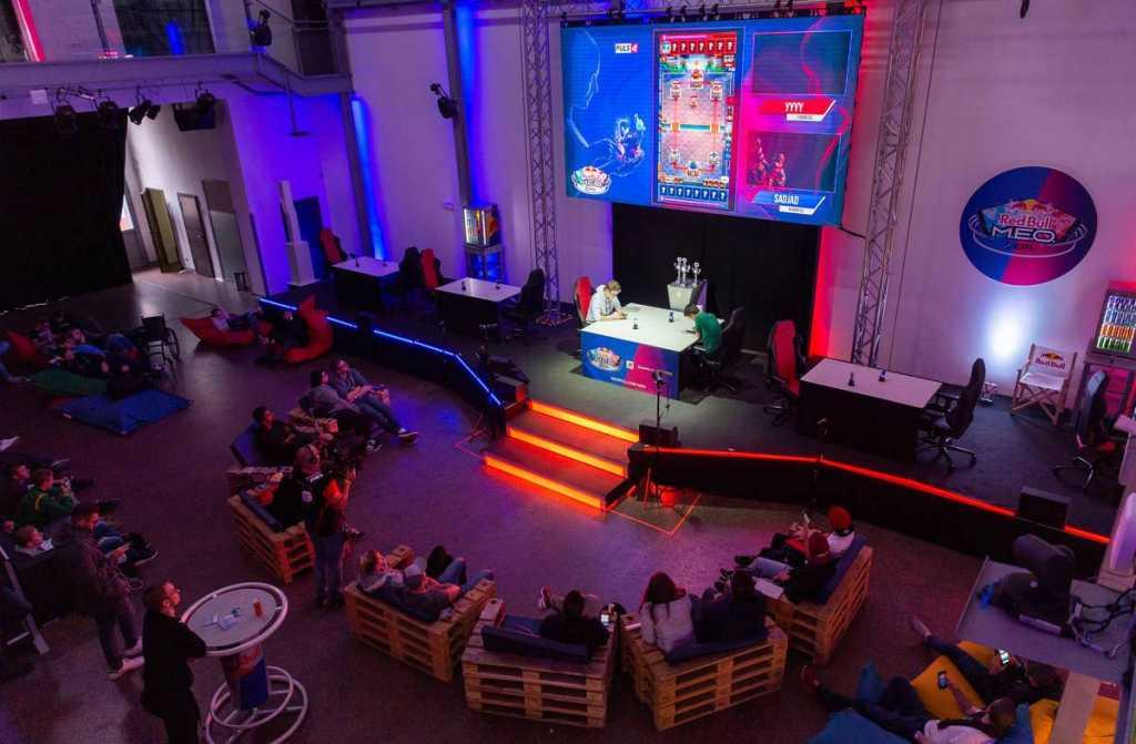 Final nacional Torneio Global Red Bull M.E.O de Clash Royale