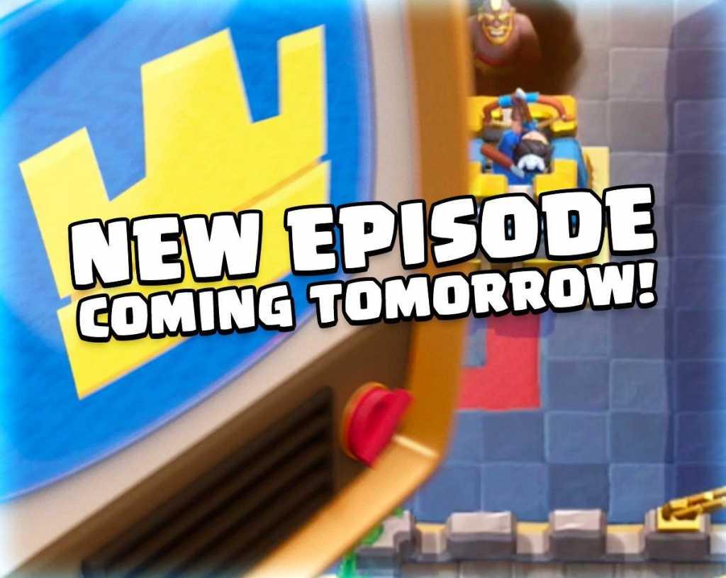 Novo episódio da Tv Royale amanhã (+ prévia da atualização?!?) - 1