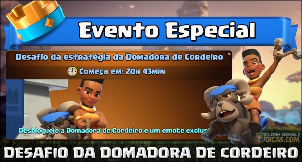 Domadora de Cordeiro - Gameplay + Desafio Especial Anunciado - 1