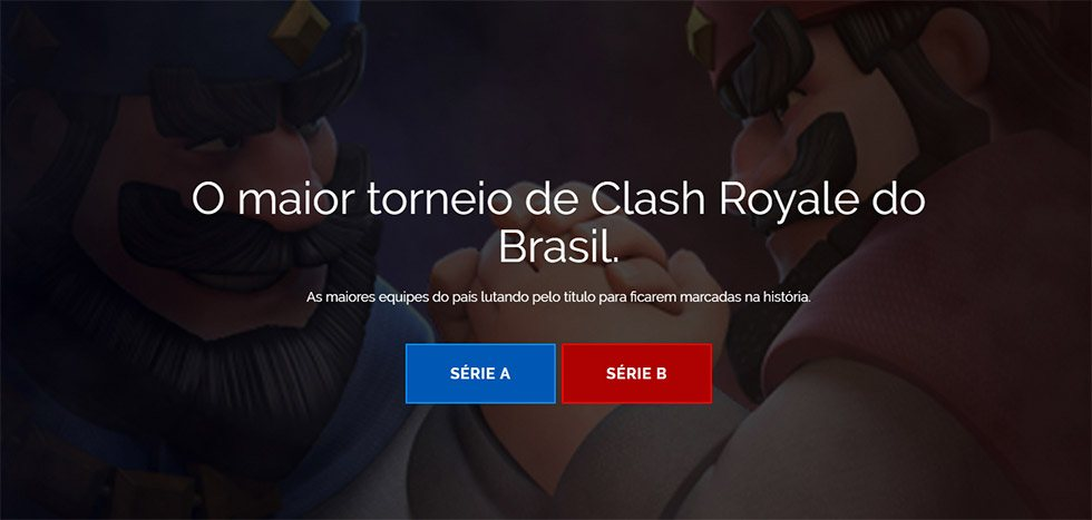 Liga Brasileira de Clash Royale - As maiores equipes do país lutando pelo título! - 1