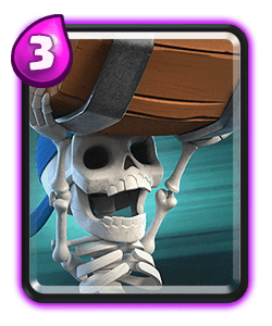 Destruidores de Muros do Clash Royale