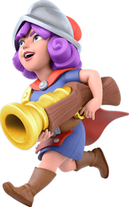 Mosqueteira Clash Royale - Musketeer
