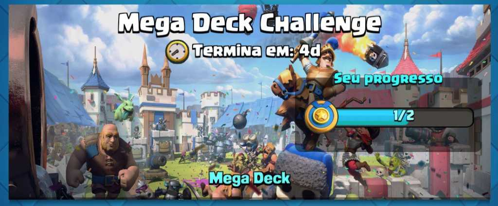 Sneak Peeks de Novos Modos de Jogo: MegaDeck, Captura de Elixir e Caça ao Dragão - 3