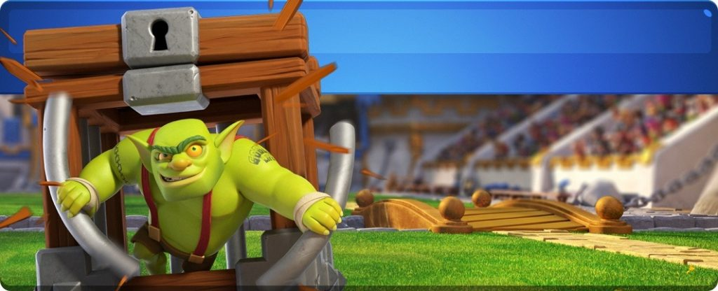 Desafio da Nova carta: Jaula de Goblin!