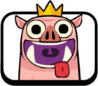 Todos Emote do Clash Royale