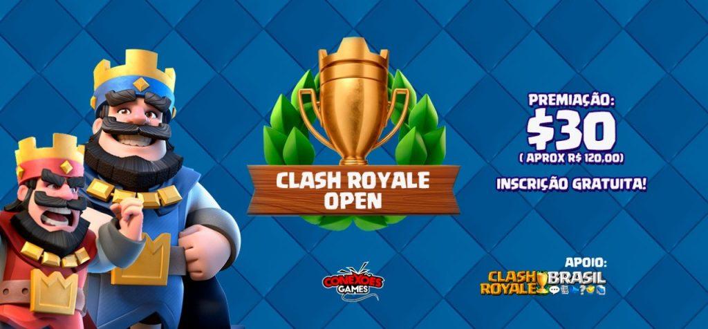 Nova série de Campeonatos de Royale valendo premiações (Conexões Games) - 1