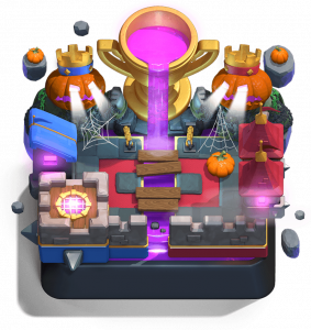 Apresentando a 4ª Temporada do Clash Royale: 🎃 Outubro Chocante 👻 - 4