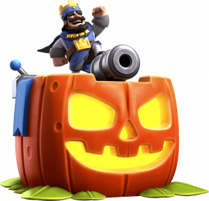 Apresentando a 4ª Temporada do Clash Royale: 🎃 Outubro Chocante 👻 - 1