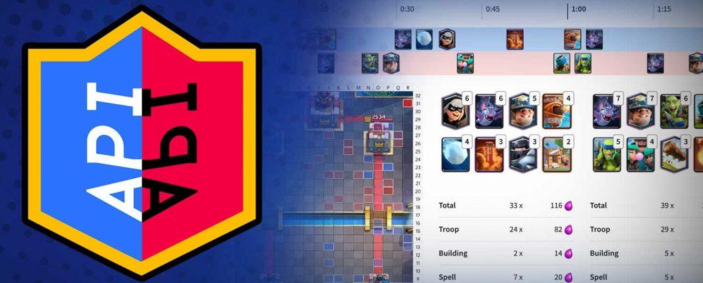 Como analisar replays de partidas usando o RoyaleAPI