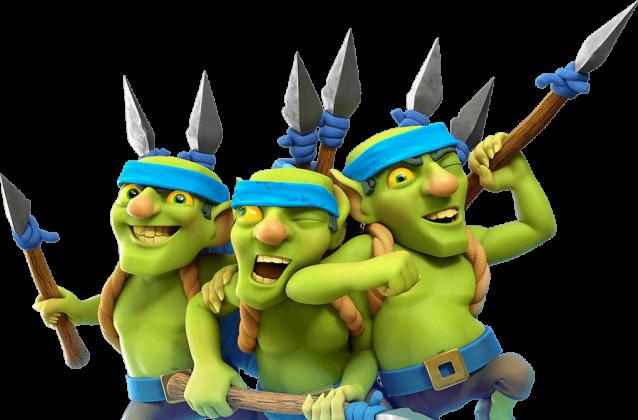 Goblins Lanceiros
