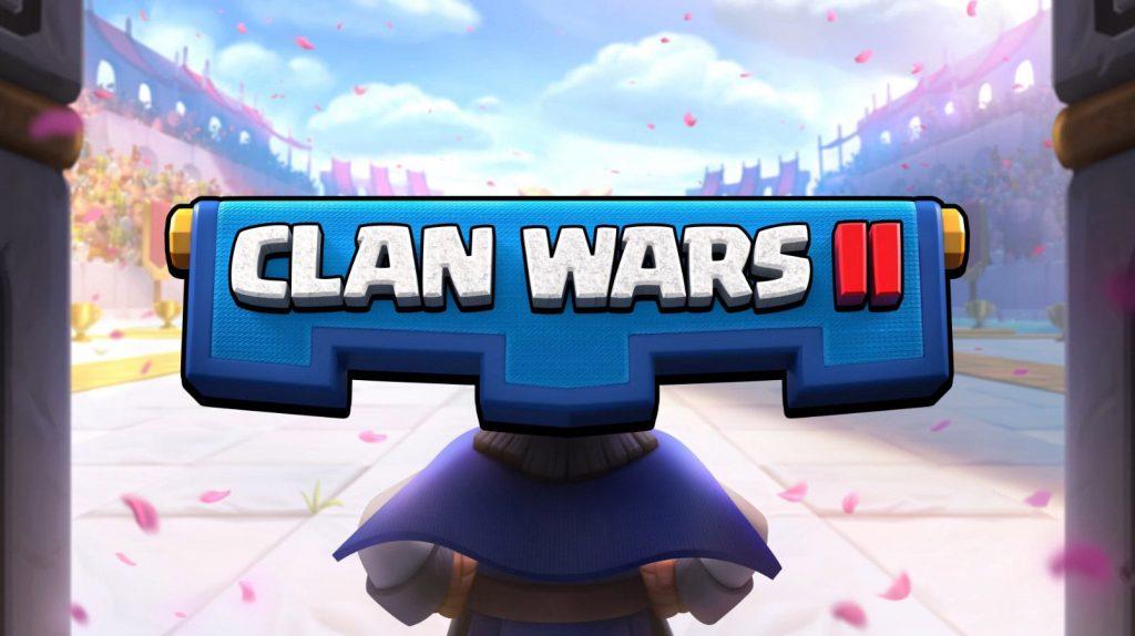 Revelação das Guerras de Clã 2.0