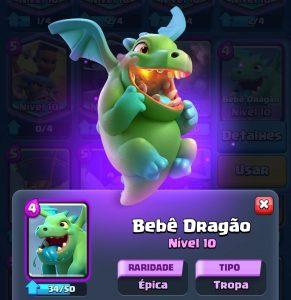 Bebê Dragão e Goblins Lanceiros ganharam novas artes na página de detalhes - 2