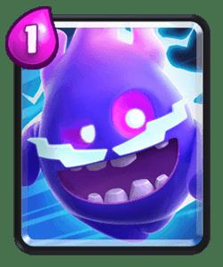Espírito Elétrico - Estratégias para atacar e defender em Clash Royale Deck