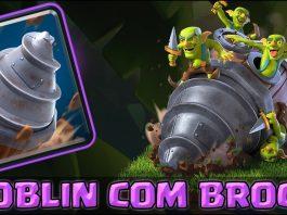 Goblin com Broca - Wiki da Carta