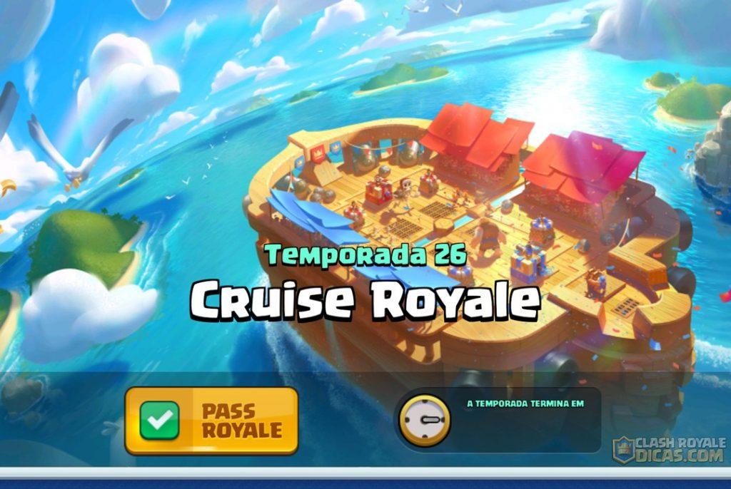 26ª Temporada do Clash Royale